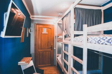 4х местный номер в хостеле фото 2
