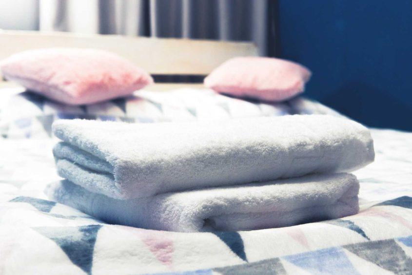 2х местный номер с двуспальной кроватью в хостеле фото 2