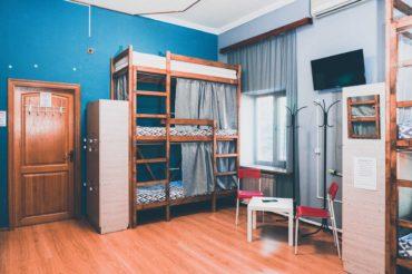 12 местный номер в хостеле фото 1