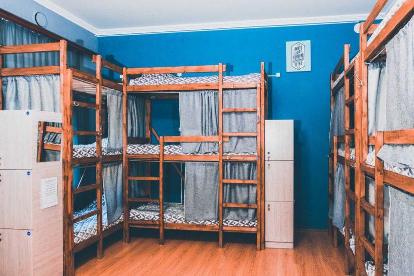 12 местный номер в хостеле фото 4